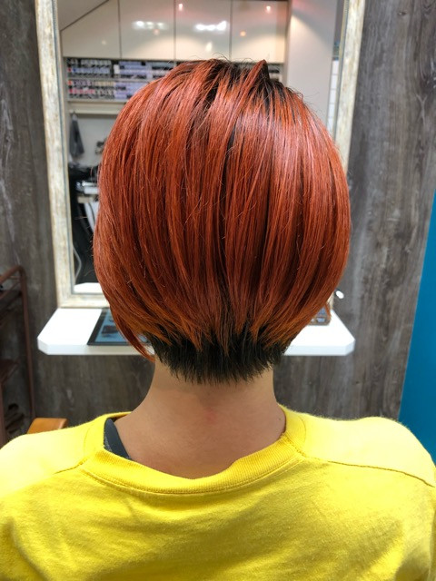 【学割U24】☆cut+color☆5980